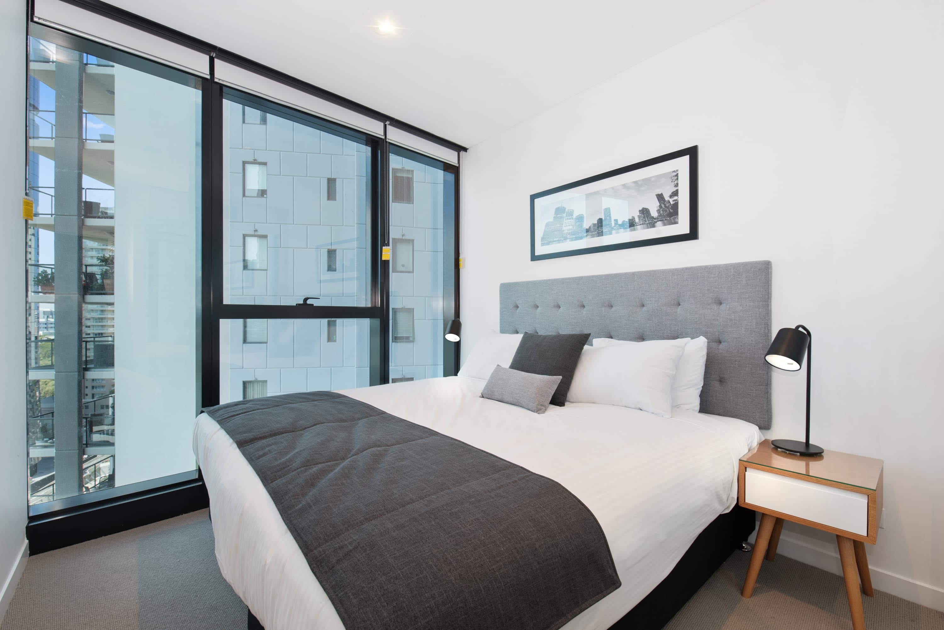 1 Bedroom Apartment Accommodation | Brisbane Skytower