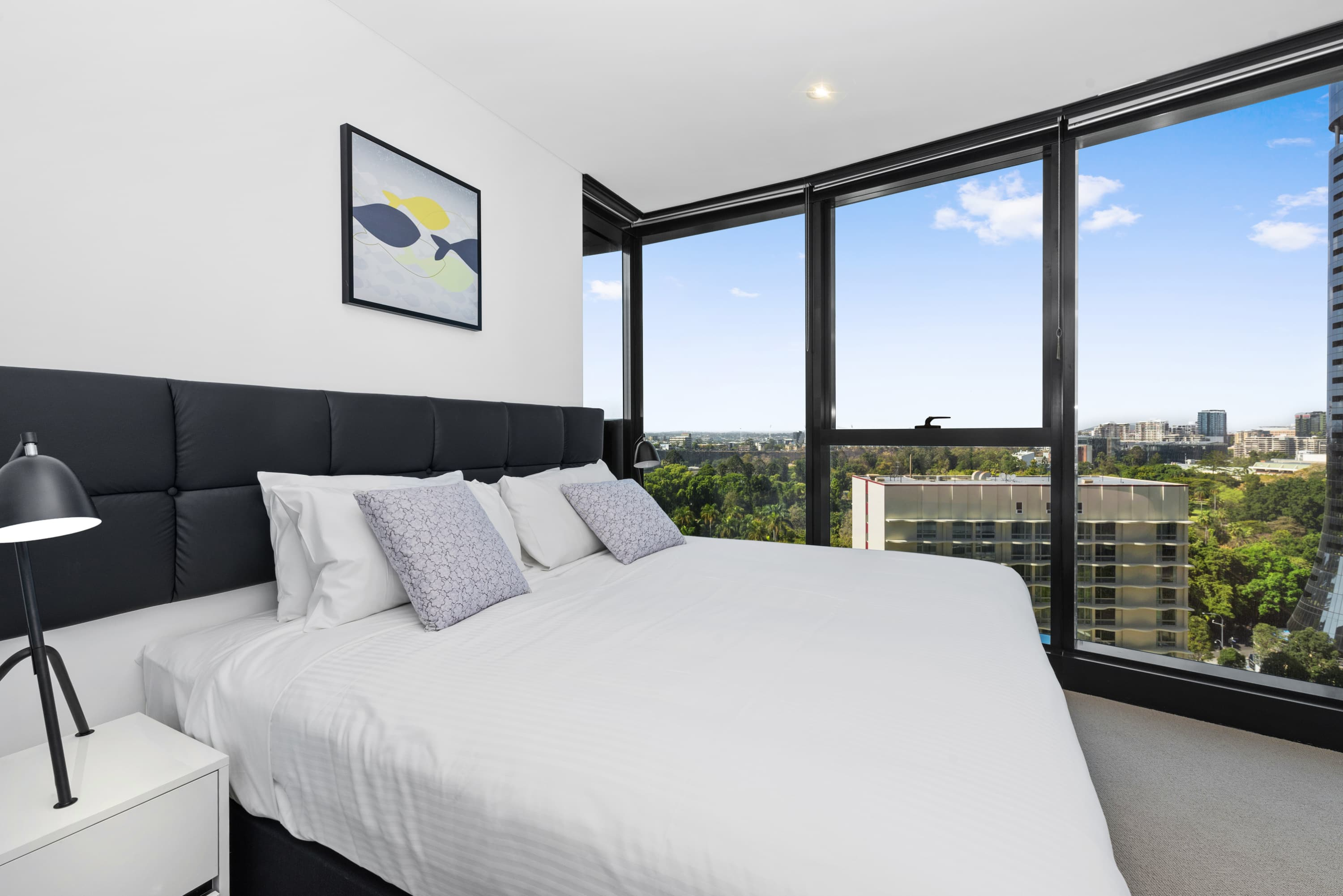 2 Bedroom Apartments In Brisbane Brisbane Skytower